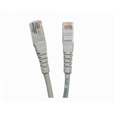 Cat5e entre 0,3 y 1,5mt Linkmade CPG-10L CPG-10L -LINKMADE 1mt Cat5E U/UTP Gris LSZH Cable Patch Inyectado Multifilar