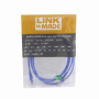 Cat5e entre 2,0 y 5,0mt Linkmade CPA-20L CPA-20L 2MT CAT5E AZUL LSZH CABLE PATCH INYECTADO MULTIFILAR