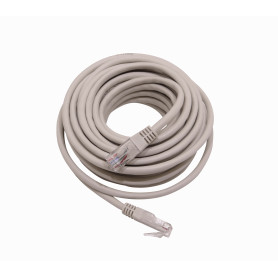 CPG-7C -Cable Red RJ45 7mt Gris Multifilar sin-Certificacion