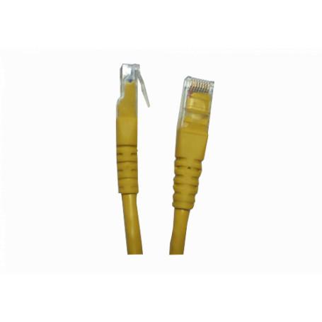 Cat6 entre 0,3 y 1,5mt Linkmade CP6M-05-4 CP6M-05-4 4un 50cm CAT6 AMARILLO Cable Patch inyectado 4x0,5mt