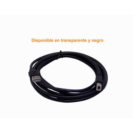 USB Pasivo / FireWire Generico USBAB30 USBAB30 Cable USB 3mt A-M B-M para Impresora 300cm