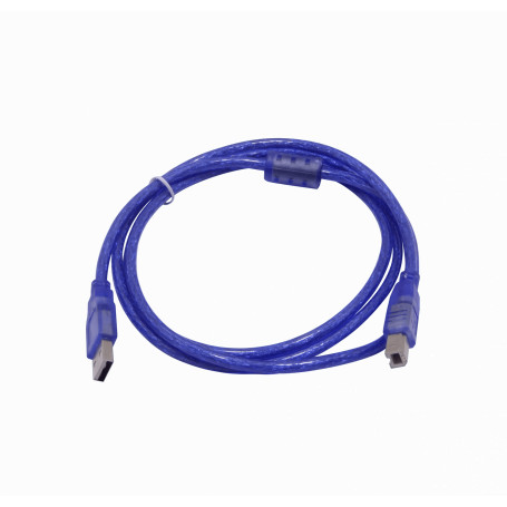 USB Pasivo / FireWire Generico USBAB15 USBAB15 -1,5mt Cable USB A-M B-M AM-BM p/Impresora/Otros 150cm
