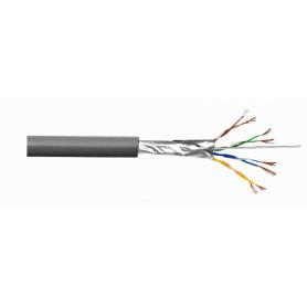 CBL-MFG3 -LINKMADE F/UTP CAT5E Multifilar Blindado 300mt Gris Cobre Caja Cable