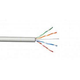CBL-MG1 -LINKMADE UTP Gris Cobre Cat5E Multifilar 100mt Cable para Patch