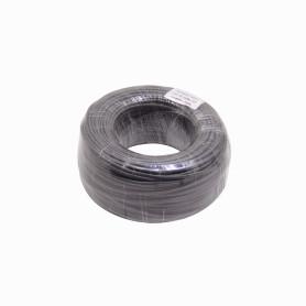 CBC-4G1 -2-Par 4-Hilo 24-26AWG 100mt Aleacion CCA Cable UTP PVC-Gris