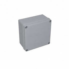 MGC-20 -LINKCHIP 150x150x80mm Caja Estanca Gris PS IP67 4-Tornillos-PS s/conos