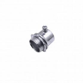 EMT01-ASA -1-Pulg Acero Zincado Salida Hilo para Conduit Rigido Metalico