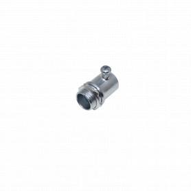 EMT12-ASA -1/2-Pulg Acero Zincado Salida Hilo para Conduit Rigido Metalico