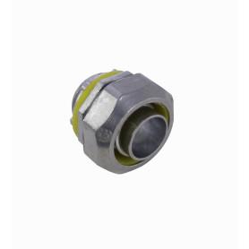 M34-CON -Metalico 3/4-Pulg Prensa Estopa para Flexible Aislacion IP65
