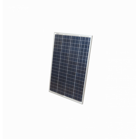 UPS / Panel Solar Generico POLI-100W-24V POLI-100W-24V - 100W 38Vmp 2-MC4 Policristalino Panel Fotovoltaico 72-Celda 102x67x3cm