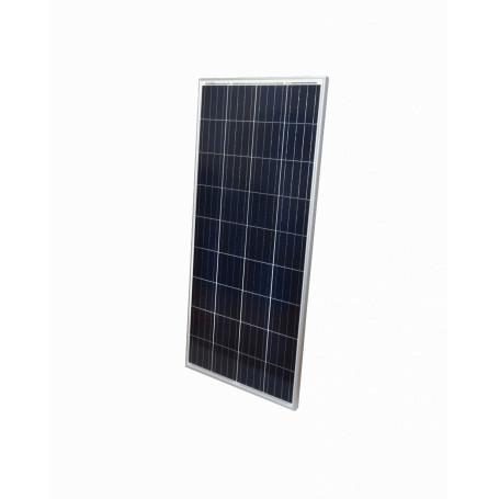 UPS / Panel Solar Generico POLI-150W-12V POLI-150W-12V - 150W 18Vmp 2-MC4 Policristalino Panel Fotovoltaico 36-Celda 148x67x4cm