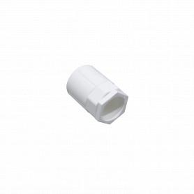 PVC32-SA -LINKCHIP 32mm Blanca Salida de Caja PVC para Tubo