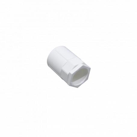 Tubo tipo Conduit LinkChip PVC32-SA PVC32-SA 32mm Blanca Salida de Caja PVC para Tubo
