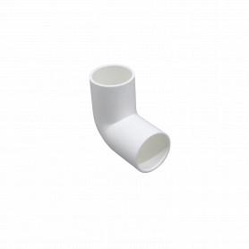 PVC32-C -LINKCHIP 32mm Codo para Tubo PVC Blanco Curva