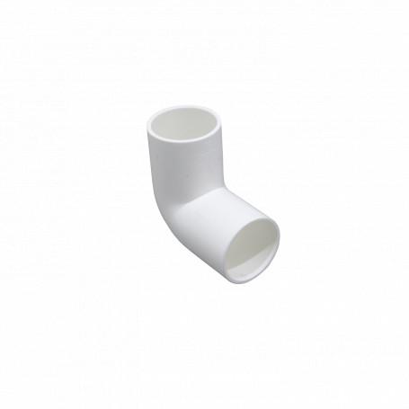 Tubo tipo Conduit LinkChip PVC32-C PVC32-C -LINKCHIP 32mm Codo para Tubo PVC Blanco Curva