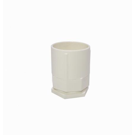 Tubo tipo Conduit LinkChip PVC40-SA PVC40-SA -LINKCHIP 40mm Blanca Salida de Caja PVC para Tubo