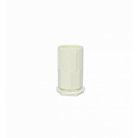 Tubo tipo Conduit LinkChip PVC16-SA PVC16-SA -LINKCHIP 16mm Blanca Salida de Caja PVC para Tubo