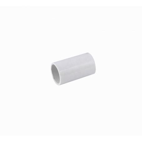 Tubo tipo Conduit LinkChip PVC16-CP PVC16-CP -LINKCHIP 16mm Copla PVC para Tubo Blanco