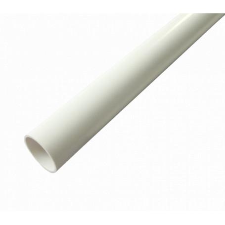 Tubo tipo Conduit LinkChip PVC16W-3 PVC16W-3 -LINKCHIP 3mt 16mm x 1,3mm Tubo Conduit Blanco PVC no-Certificado