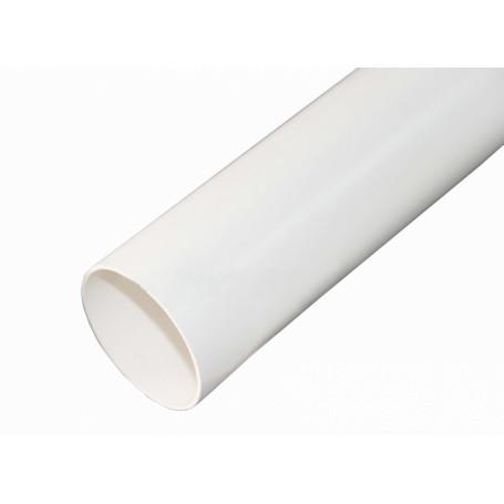 Tubo tipo Conduit LinkChip PVC40W-3 PVC40W-3 3mt 40mm x 1,65mm Tubo Conduit Blanco PVC no-Certificado