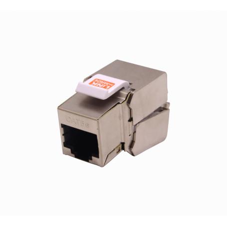 Cat5e Keystone Linkmade KP5SL KP5SL - LINKMADE Plata Cat5e STP FTP F/UTP U/FTP Blindado Punchable Keystone
