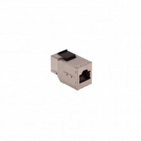 KCASL -LINKMADE CAT6A Blindado Keystone Copla RJ45-RJ45 S/FTP STP U/FTP F/UTP
