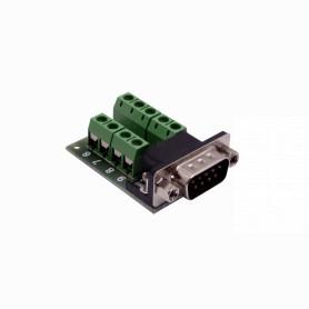 DGB9MT -Conector DB9-Macho...