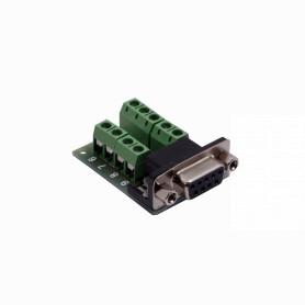 DGB9FT -Conector DB9-Hembra...