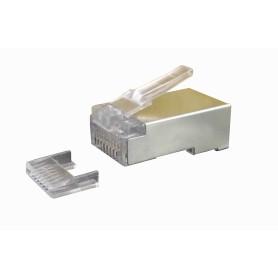 RJ6SM-10U -LINKMADE CAT6 STP P/MULTIF BOLSA 10 CONECT RJ45