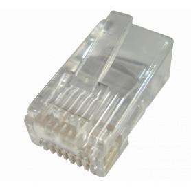 RJM-B -LINKMADE CAT5E BOLSA 100 CONECT RJ45 P/MULTIFILAR