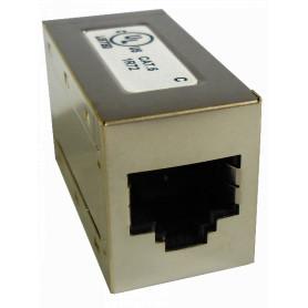 RJ45-CP6S -LINKMADE COPLA RJ45-RJ45 FTP STP BLINDADO CAT6