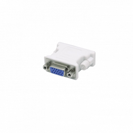 VGA DVI DB15 DB9 Generico VGADVI VGADVI -VGA-Hembra a DVI-Macho Adaptador Video p/Monitor