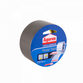 POWER-TAPE -HENKEL Cinta Gaffer 4,8cm 48mm x 10mt 3-capas Agorex
