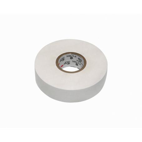 Aislante adhesivo / termo 3M company SCOTCH35 SCOTCH35 -3M Cinta Blanca 19mm x 20mt 0,178mm 3/4pulg Vinilo Retarda-Fuego