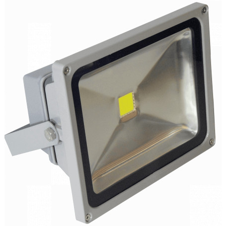 Led Blanco Generico LP30W LP30W 30W 2100LM-Flux 100-240VAC Luz-Blanca LED Exterior IP65