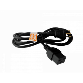 CWRDHIM-1.5 -LINKMADE C19-Hembra Italiano-Chile-Macho 10A para-C20-H Cable Poder