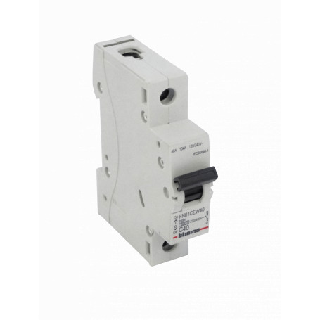 Interruptor Manual / Auto BTICINO AUTOMATICO-40A AUTOMATICO-40A -BTICINO 40A 10kA 230/400V Interruptor Automatico Termomagnet...