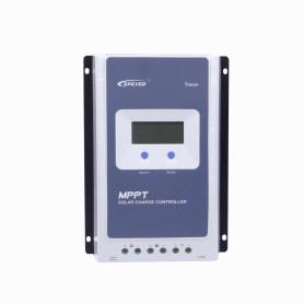 TRACER2210AN -EPEVER 20A FV-100V IP30 1-RJ45-COM Regulador Carga 12V/24V MPPT Solar