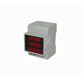D52-2048 -Medidor AC Volt...