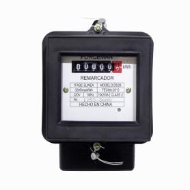 DD28 -Remarcador kWh 1-Fase 50Hz 20A Medidor de Consumo Electrico