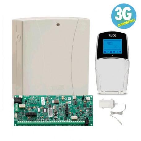 Centrales RISCO RM432PK CENTRAL RISCO LIGHTSYS2+TEC+GAB RM432PK