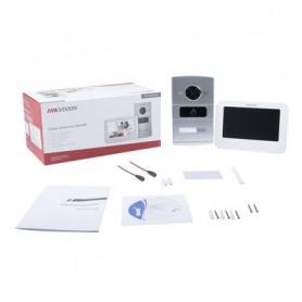 Kit de Videoportero IP / 1.3 Megapixel HD / Monitor Touch / Lector de Tarjetas para Función de Control de Acceso (tarjeta)