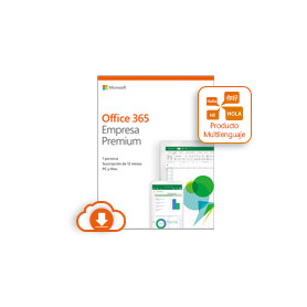 Microsoft ESD Office 365 Bus Prem Mac/Win All Languages