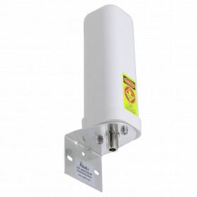 AU0727G5-NF ALTELIX 5dBi 698-960MHz 1710-2700MHz Antena Omni 60º N-Hembra 4G/LTE