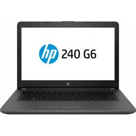 """HP 240 G6 - Celeron N3060 / 1.6 GHz - FreeDOS 2.0 - 4 GB RAM - 500 GB HDD - 14"""" TN 1366 x 768"""