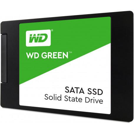 Disco Duro/SSD Western Digital WDS120G2G0A WD WDS120G2G0A Unidad SSD 120GB Western Digital Green, Lectura 540 MB/s