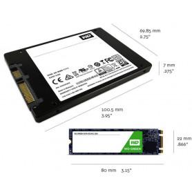 WD WDS120G2G0A Unidad SSD...