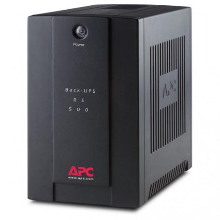 UPS interactiva Apc BR500CI-AS APC BR500CI-AS UPS 500VA 230V CON REGULADOR VOLTAJE BR500CI-AS