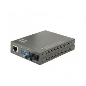 LevelOne FVT-4002 - Conversor Fibra óptica (2 km)