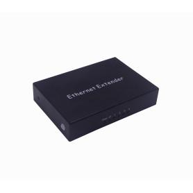 BOOSTER-ETH 4-10mbps 1-uplink Hub-Ethernet Extensor 300-600mts-UTP 10BASE-T